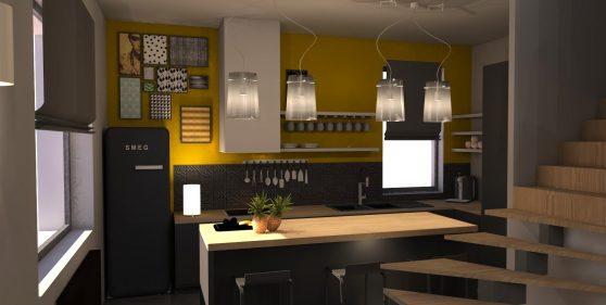 cuisine Rénovation/Décoration à wannehain décoration gros travaux