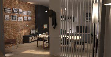 salon Rénovation/Décoration à wannehain décoration gros travaux