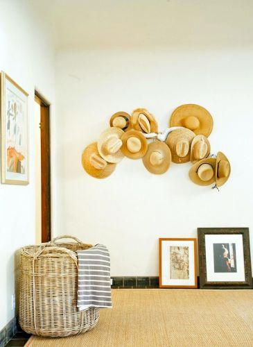 Blog tendances chapeau de paille d coration int rieur for Blog decoration interieur