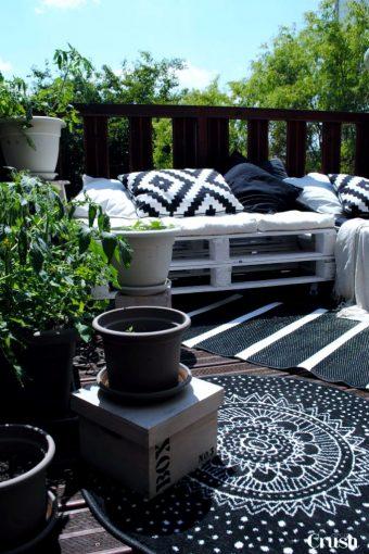 terrasse jardin balcon comment am nager son exterieur delfour charlotte. Black Bedroom Furniture Sets. Home Design Ideas