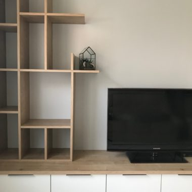 Meuble TV Bibliothèque Mons-en-Baroeul