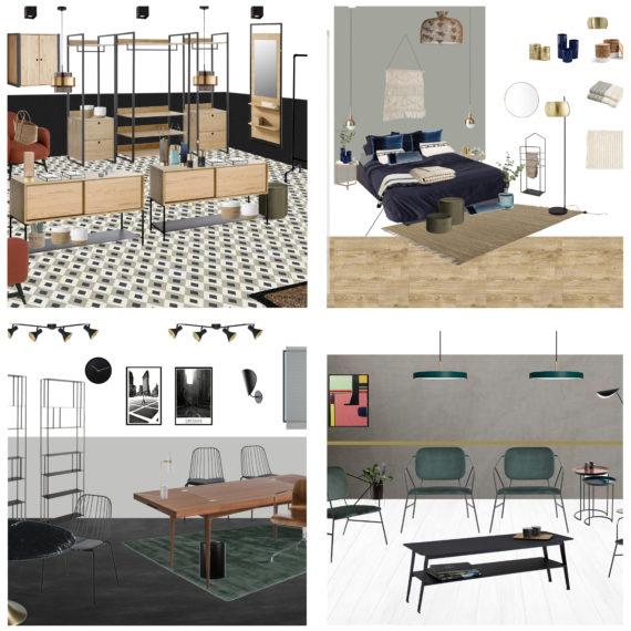 coachig deco Decoration la redoute belgique professionnels mobilier accessoire architecte d'interieur
