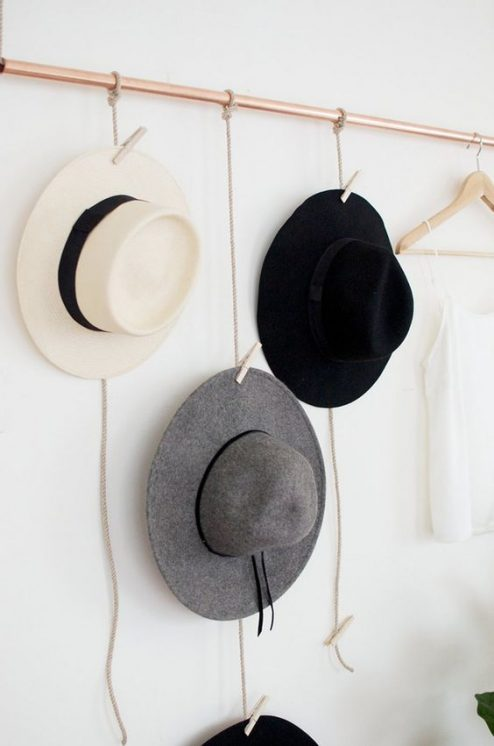 Plus qu'un chapeau de paille , il devient un accessoire DéCo